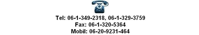 Ramtech telefonszámok